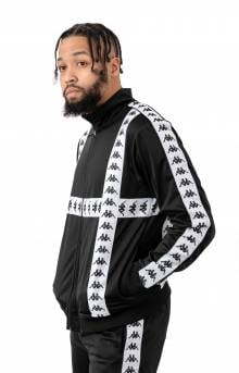 222 Banda Calak Track Jacket - Black/White
