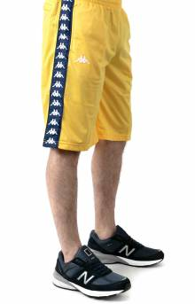 222 Banda Treadwellz Shorts - Yellow/Blue Mid/White