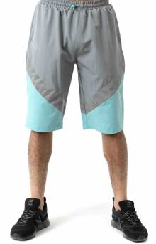 Authentic 222 Banda Amaruc Shorts - Grey/Green Aqua