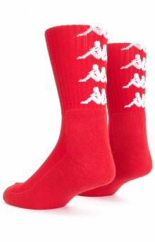 Authentic Amal Socks - Red