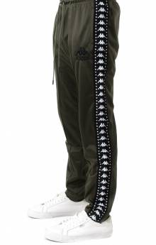 Authentic Anac Slim Track Pant - Green Africa