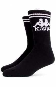 Authentic Aster Socks - Black