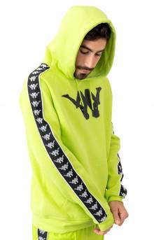 Authentic Baccello Pullover Hoodie - Green Lime