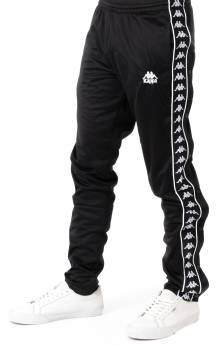 Authentic Hector Slim Fit Track Pant - Black/White