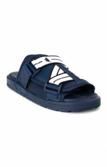 Authentic JPN Mitel Sandals - Blue/White