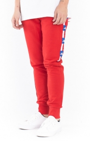 Authentic Zihw Track Pants - Red