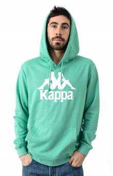 Authentic Zimim Pullover Hoodie - Green/White