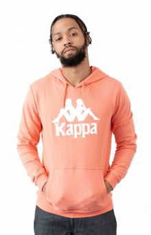 Authentic Zimim Pullover Hoodie - Pink/White