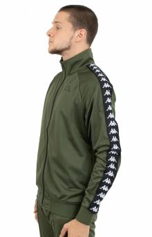 Banda Anniston Slim Jacket - Green Africa/Black