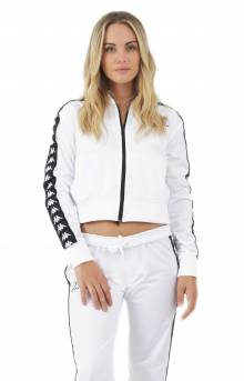222 Banda Asber Jacket - White/Black