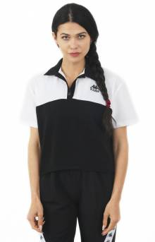222 Banda Baty Polo - Black/White