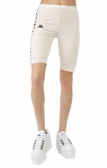 222 Banda Cicles Bike Shorts - Beige