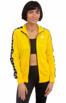 222 Banda Wanniston Slim Jacket - Yellow Yolk