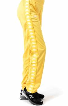222 Banda Wastoria Track Pants - Yellow