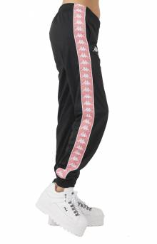 222 Banda Wrastoria Slim Pants - Black/Pink/White