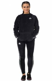 Authentic Asper Slim Fit Pullover Hoodie - Black