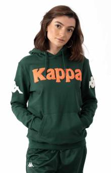Authentic Bluvi Pullover Hoodie - Green