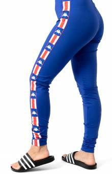 Authentic LA Baward Leggings - Blue/Blue