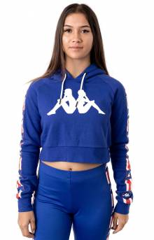 Authentic LA Berry Pullover Hoodie - Blue/Blue