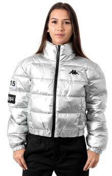 LA Boltan Jacket - Silver/Black/White