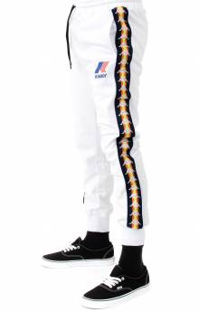 Le Vrai Ivan Banda Sweatpants - White