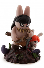Frazetta Labbit The Barbarian 10