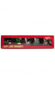 Labbit Ornament 5 Pack