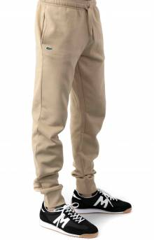 SPORT Fleece Jogging Pants - Beige