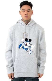 Mickey Embroidery Pullover Hoodie
