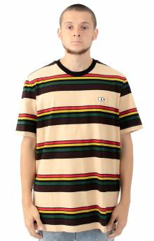 Burger Stripe T-Shirt
