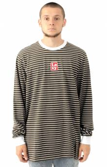 Lazy Stripe L/S Shirt