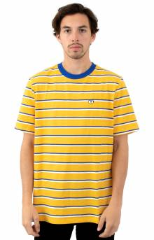 Stripy Yellow T-Shirt