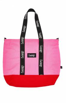Logo Tape Tote Bag