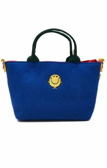 Mr Happy Colour Panel Bag