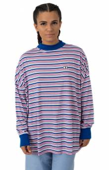 Stripy Eyes L/S Shirt