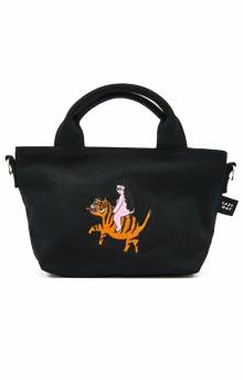 Tiger Lady Mini Tote Bag