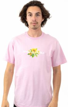 Sunflower T-Shirt - Pink