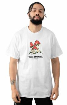 Visit Yourself T-Shirt - White