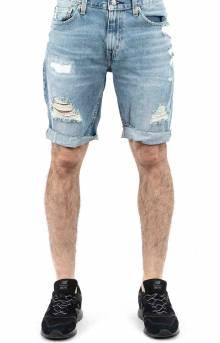 511 Slim Cut Off Shorts - Gummy Bears-Light Wash