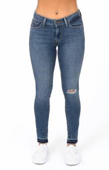 711 Skinny Jeans - Ankle Off The Cuff