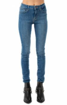 721 High Rise Skinny Jeans - Sea Gaze