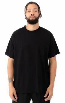 1801GD Garment Dye S/S T-Shirt - Black