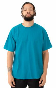 1801GD Garment Dye S/S T-Shirt - Dark Teal