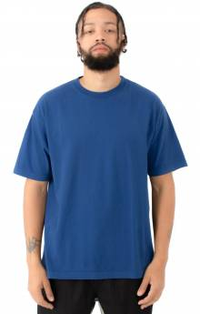 1801GD Garment Dye S/S T-Shirt - Lapis Blue