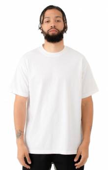 1801GD Garment Dye S/S T-Shirt - Off White