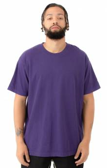 1801GD Garment Dye S/S T-Shirt - Purple