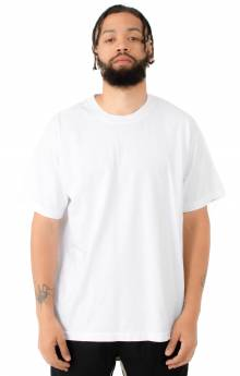 1801GD Garment Dye S/S T-Shirt - White