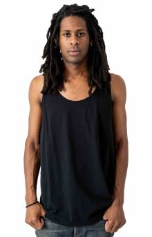 1815GD Basic Unisex Tank - Black