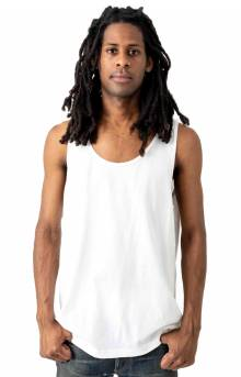 1815GD Basic Unisex Tank - Off White