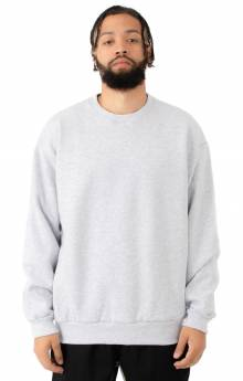 HF07 Heavy Fleece Crewneck - Ash